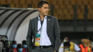 Uganda and Johnny McKinstry part ways