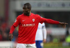 I love Ufa with all my heart, says ex-Ghana midfielder Emmanuel Frimpong