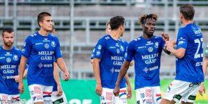 Ghanaian striker Fatawu Safiu scores as Trelleborgs draw against Vasalunds