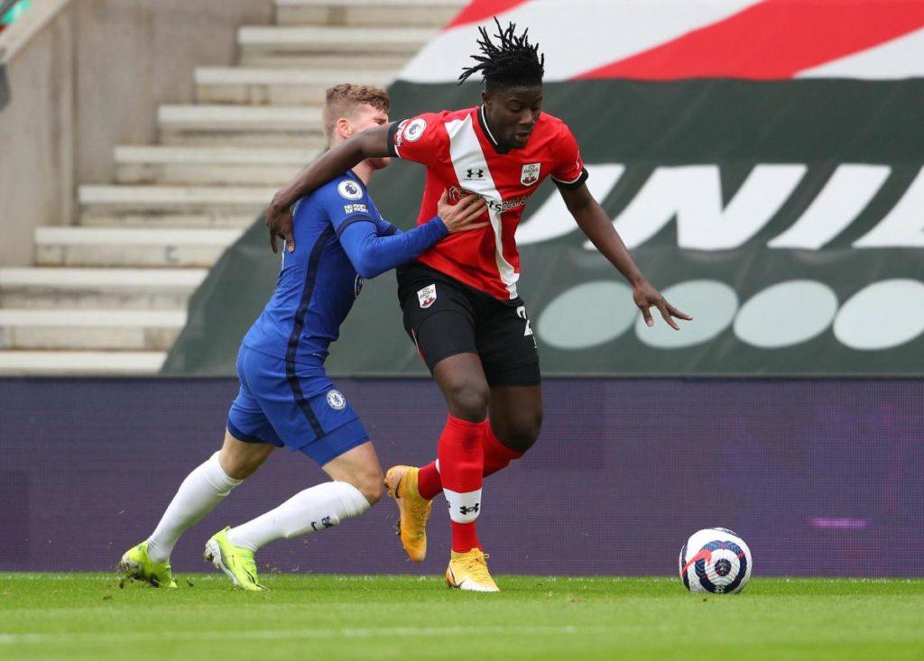FEATURE: Ghanaian defender Mohammed Salisu can be Southampton's Ryan Bertrand heir