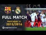FC Barcelona vs Real Madrid (1-2) J31 2015/2016 - FULL MATCH