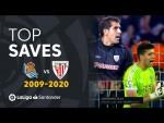 TOP PARADAS Real Sociedad vs Athletic Club 2009/2020
