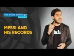 One minute with LaLiga & Rodolfo Landeros: Messi and his records