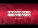 Calentamiento FC Barcelona vs Real Valladolid CF