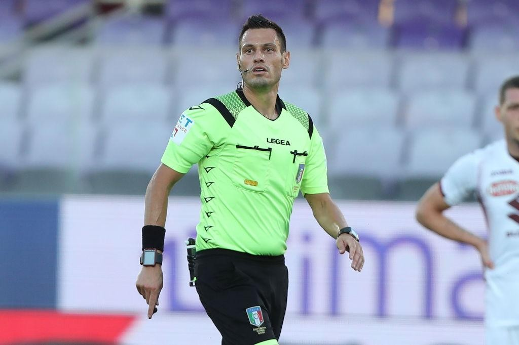 SERIE A TIM, THE REFEREES FOR THE 3RD AND THE 28TH ROUND