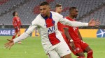 Mbappe brace as PSG beat Bayern in first leg