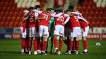 TEN games in 28 days to avoid relegation!