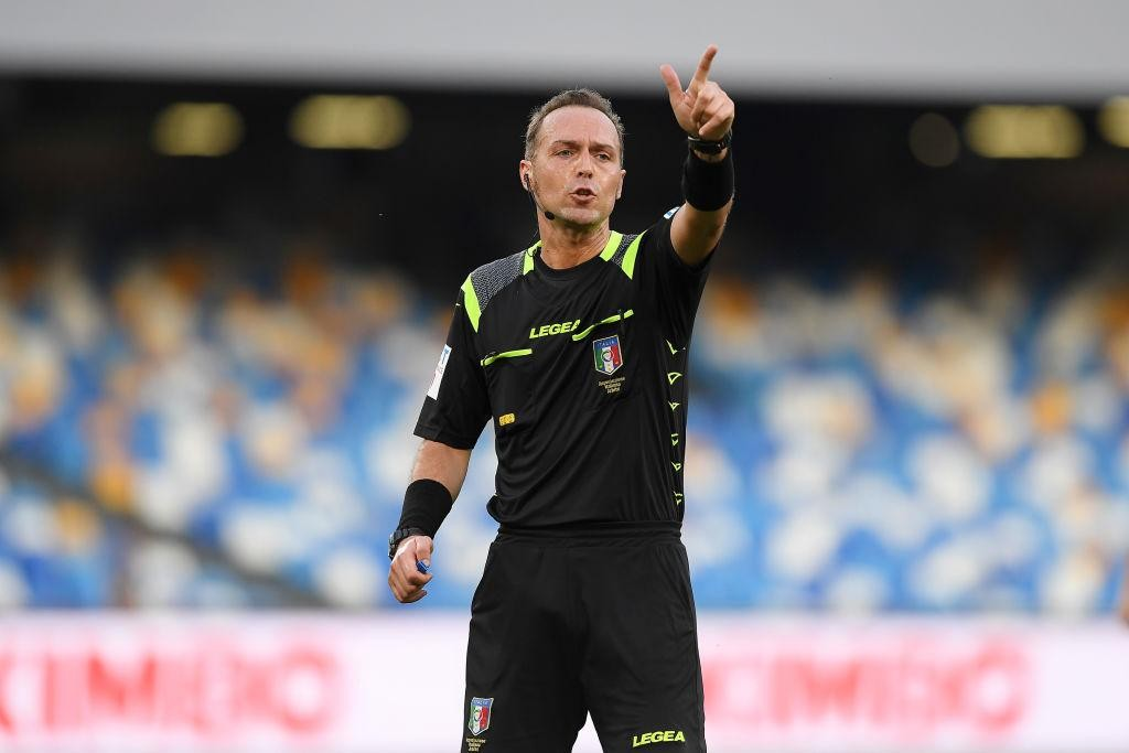 SERIE A TIM, THE REFEREES FOR THE 30TH ROUND