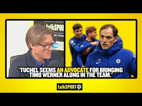 """""""TUCHEL SEEMS AN ADVOCATE!"""" Simon Jordan believes Abramovich is happy to give Havertz & Werner time"""