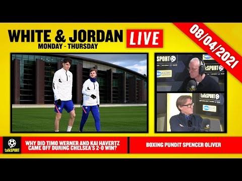 talkSPORT LIVE: Jim White and Simon Jordan