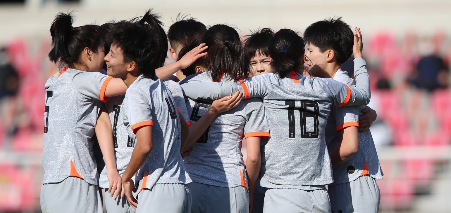 Wang Shuang strikes winner as China PR beat Korea Republic to edge closer to Tokyo Olympics  | Football | News | Women's Olympic Games 2019