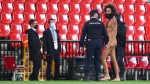 Man United, Granada streaker hid for 14 hours