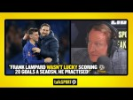 """FRANK LAMPARD WASN'T LUCKY SCORING 20 GOALS A SEASON!"" Ray Parlour talks Lampard's impact on Mount"