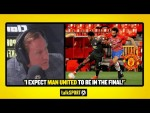 """I EXPECT MAN UNITED TO BE IN THE FINAL!"" AFC Invincible Ray Parlour praises Man United and Rashford"