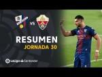Resumen de SD Huesca vs Elche CF (3-1)