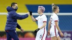 USWNT coach: Drawing with Sweden was 'good for us'