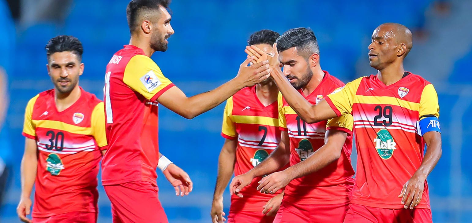 Foolad Khouzestan cruise past Al Ain to join AFC Champions League group stage cast    Football   News   AFC Champions League 2021
