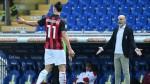 Ibrahimovic sees red as Milan edge past Parma