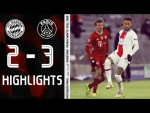 Many chances, little outcome | Highlights FC Bayern vs. PSG 2-3