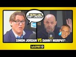 """BERKS LIKE GARY LINEKER"" Heated Simon Jordan & Danny Murphy debate following Son/Cavani VAR scandal"