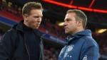 Julian Nagelsmann denies talks with Bayern Munich over replacing Hansi Flick