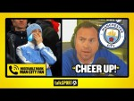 THE MOST MISERABLE FOOTBALL FAN EVER? Jason Cundy is gobsmacked by miserable Man City fan Mark