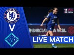 Chelsea FC Women v London City Lionesses | FA Cup | Live Match