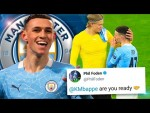 IS PHIL FODEN THE BEST UNDER-21 PLAYER IN EUROPE?! | UCL REVIEW