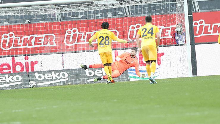 Joseph Paintsil scores twice for Ankaragucu against Besiktas