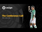The Conference Call: Cristian Tello