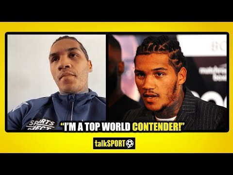 """""""I'M A TOP WORLD CONTENDER!"""" Conor Benn talks up his growing stature within boxing!"""