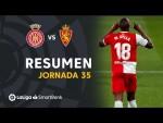 Resumen de Girona FC vs Real Zaragoza (3-0)