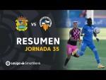 Resumen de CF Fuenlabrada vs CE Sabadell (2-2)