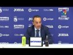 Rueda de prensa CF Fuenlabrada vs CE Sabadell