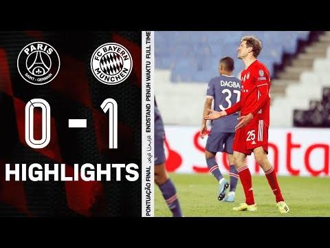 Fighting spirit and passion unrewarded | Highlights PSG vs. FC Bayern 0-1