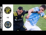 HIGHLIGHTS: Columbus Crew SC vs. Philadelphia Union | April 18, 2021