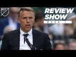 Phil Neville Debuts with Inter Miami, Austin FC Play First MLS Game | MLS Review Show