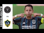 HIGHLIGHTS: Inter Miami CF vs. LA Galaxy | April 18, 2021