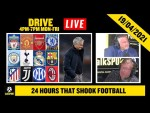 talkSPORT LIVE: Drive |  Jose Mourinho reaction & European Super League latest