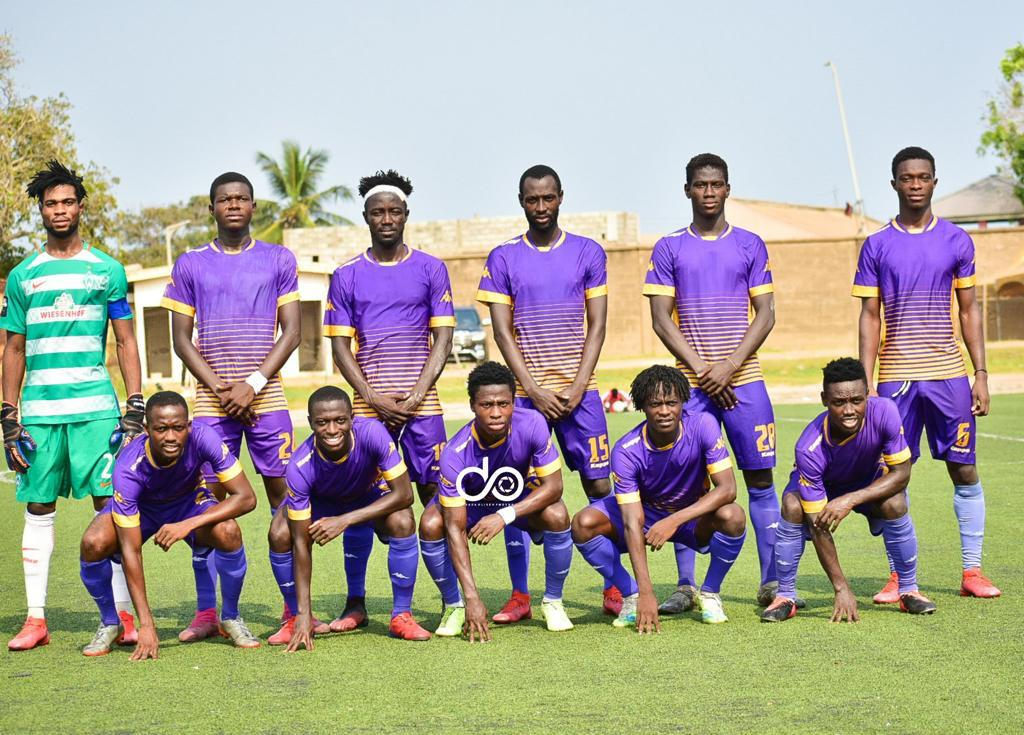 Tema Youth finishes first round of DOL unbeaten amid chase for promotion