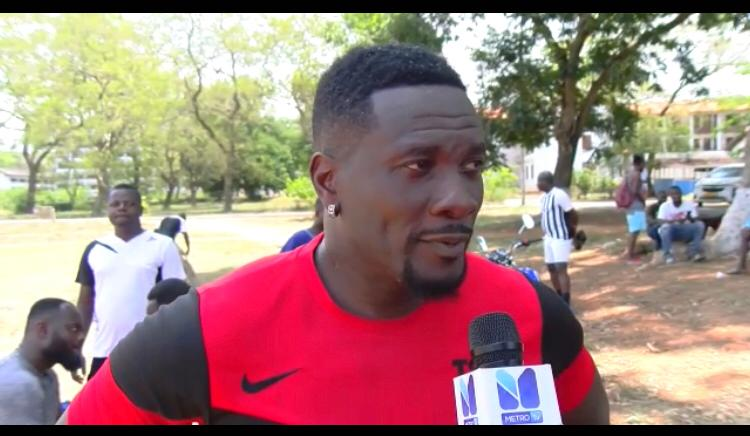 I want to play more matches in the Ghana Premier League – Asamoah Gyan