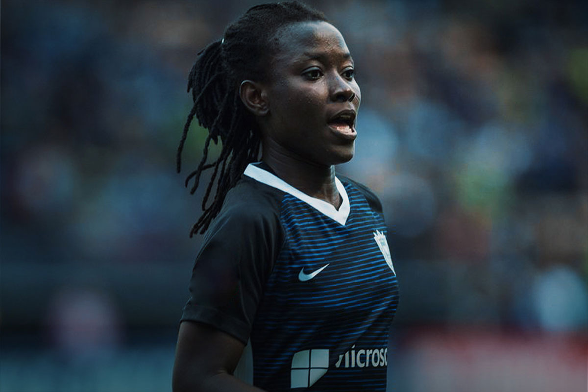 Swedish side Djurgarden complete signing of Black Queens skipper Elizabeth Addo