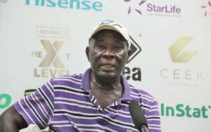 Coach Annor Walker names Great Olympics team to face Asante Kotoko