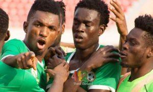 20/21 Ghana Premier League matchday 18: Elmina Sharks beat Ebusua Dwarfs 1-0