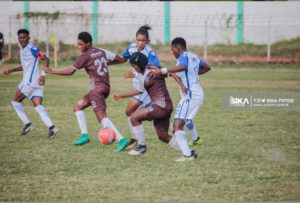 Ghana Women's Premier League: First round in numbers
