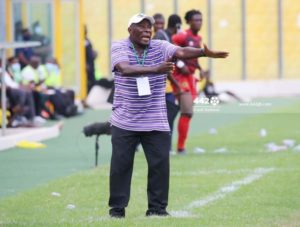 My players were superb against Medeama - Great Olympics coach Annor Walker praises players
