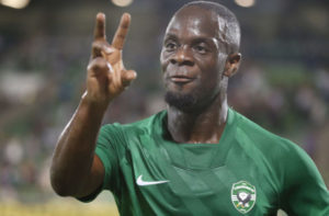 Ludogorets striker Elvis Manu suffers long term injury