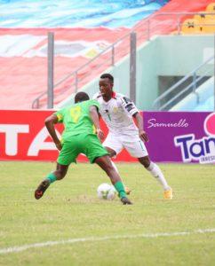 Ghana forward Osman Bukari excited after marking Black Stars debut