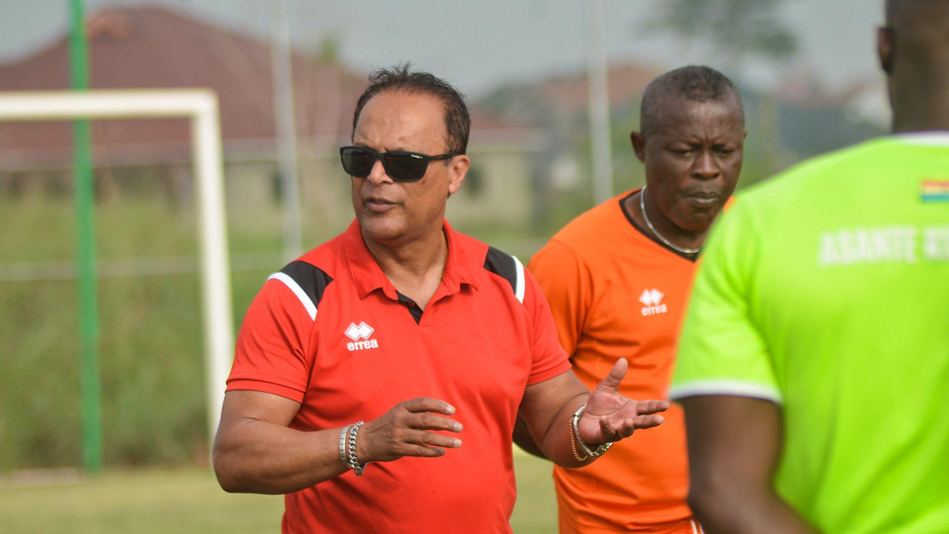 2020/21 Ghana Premier League: Asante Kotoko could have scored nine against Bechem United - Mariano Barreto