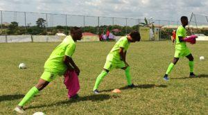 Academy side Benab FC beat Asante Kotoko 2-1 in a friendly exercise
